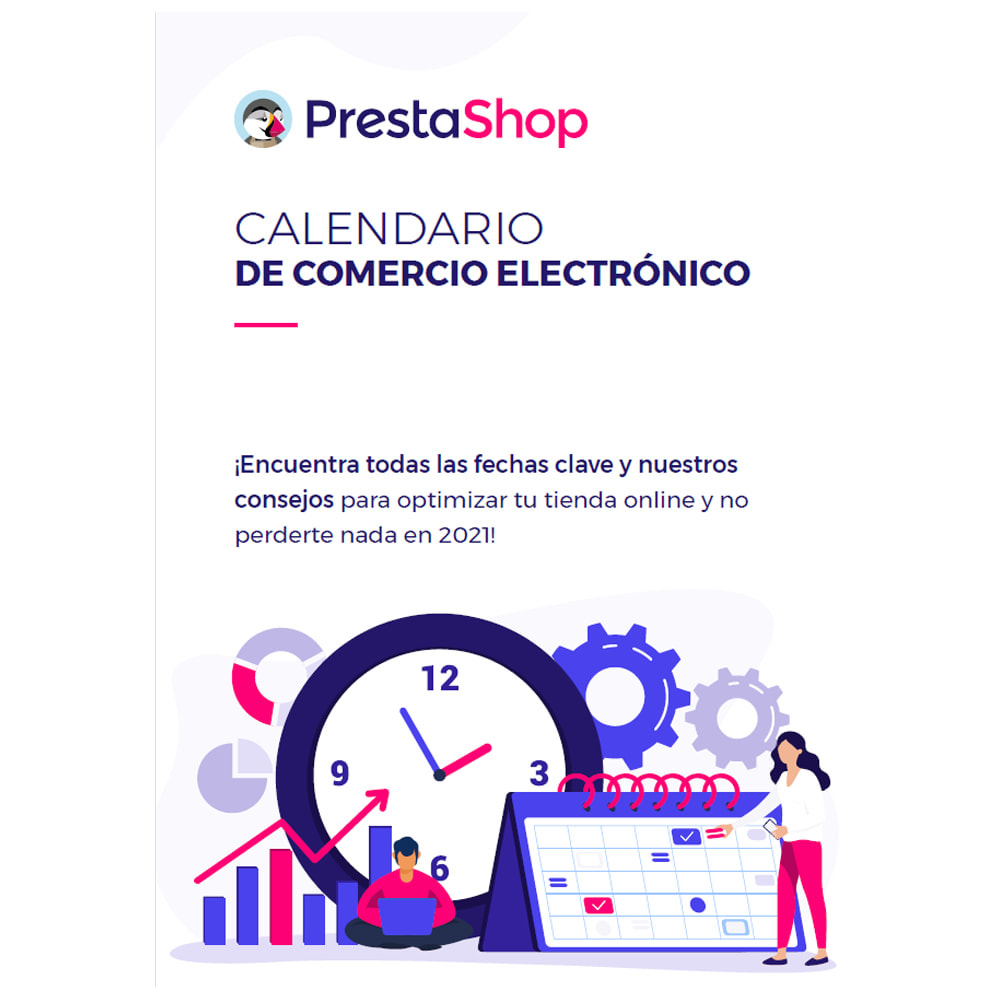 other - Calendario e-Commerce - Calendario de comercio electrónico 2021 (español) - 1