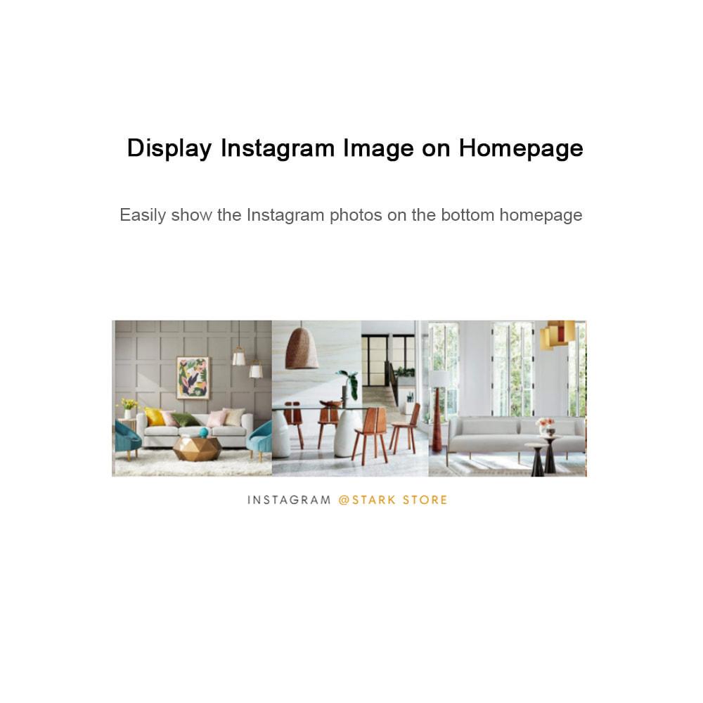 module - Логин / Подключение - Rb Theme Instagram - 2