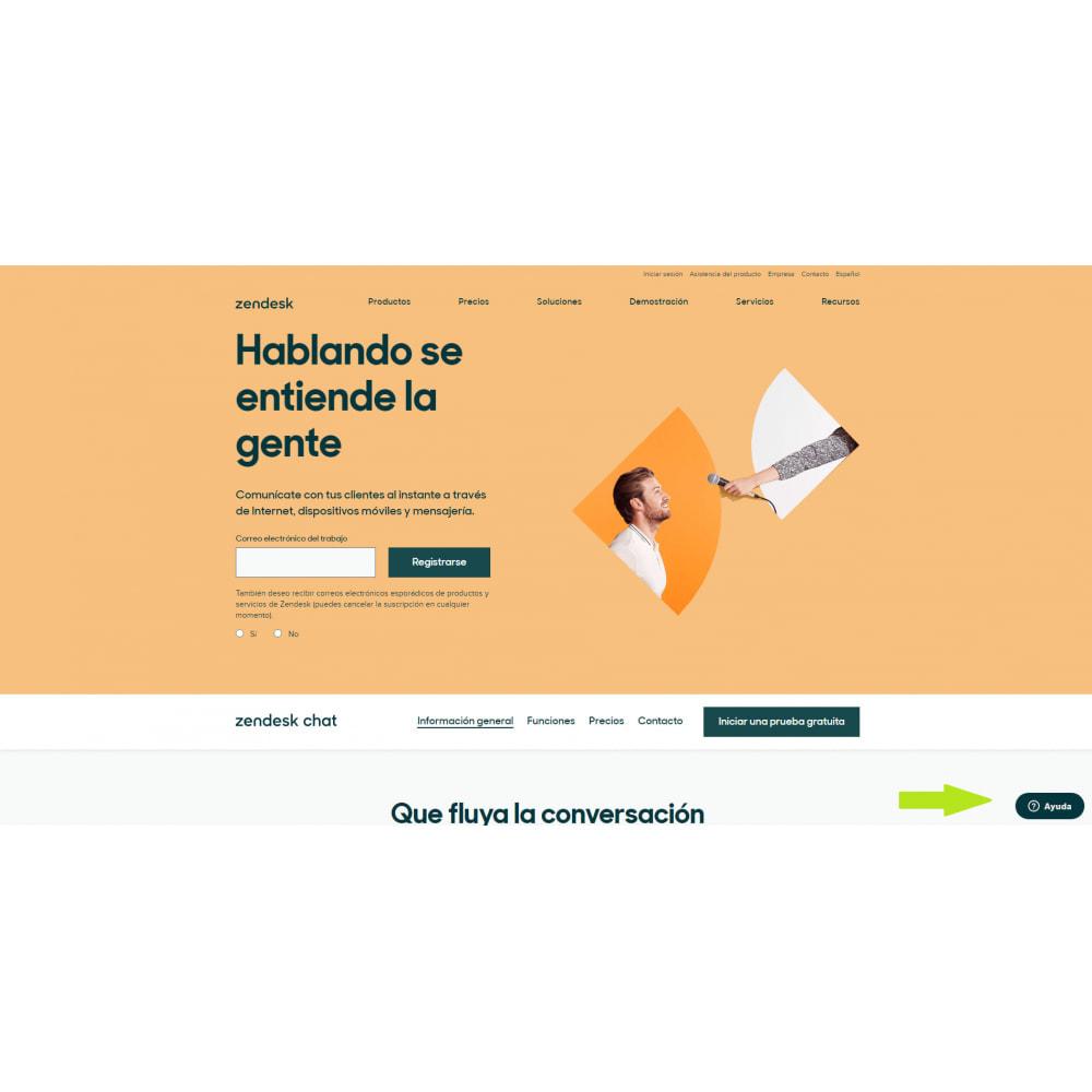 module - Asistencia & Chat online - Zendesk Chat Widget - 1