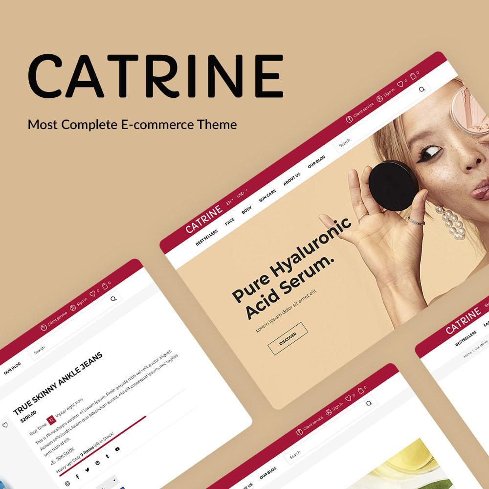 theme - Health & Beauty - Catrine Cosmetics - 1