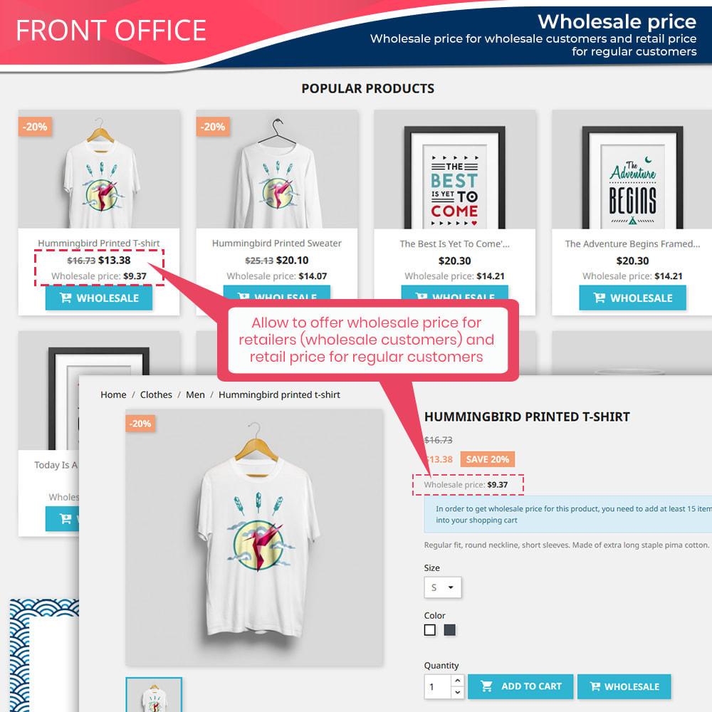 module - Flash & Private Sales - Wholesale B2B - PrestaShop wholesale module - 5