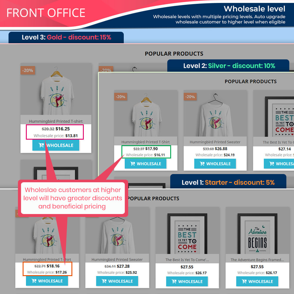 module - Flash & Private Sales - Wholesale B2B - PrestaShop wholesale module - 6
