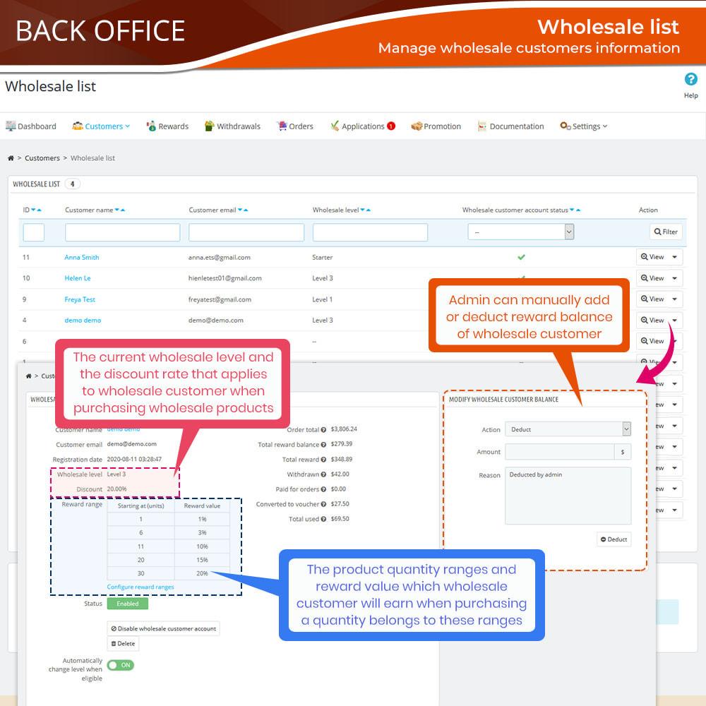 module - Flash & Private Sales - Wholesale B2B - PrestaShop wholesale module - 14