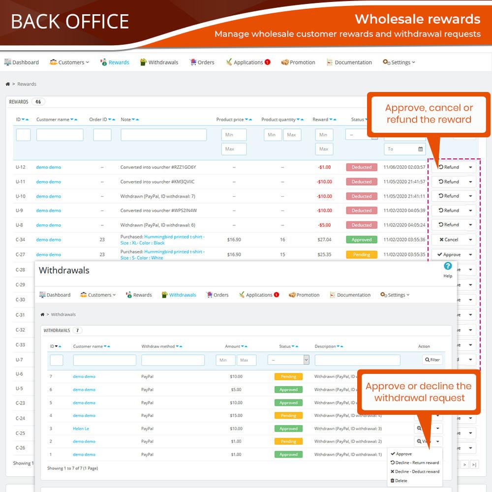 module - Flash & Private Sales - Wholesale B2B - PrestaShop wholesale module - 16