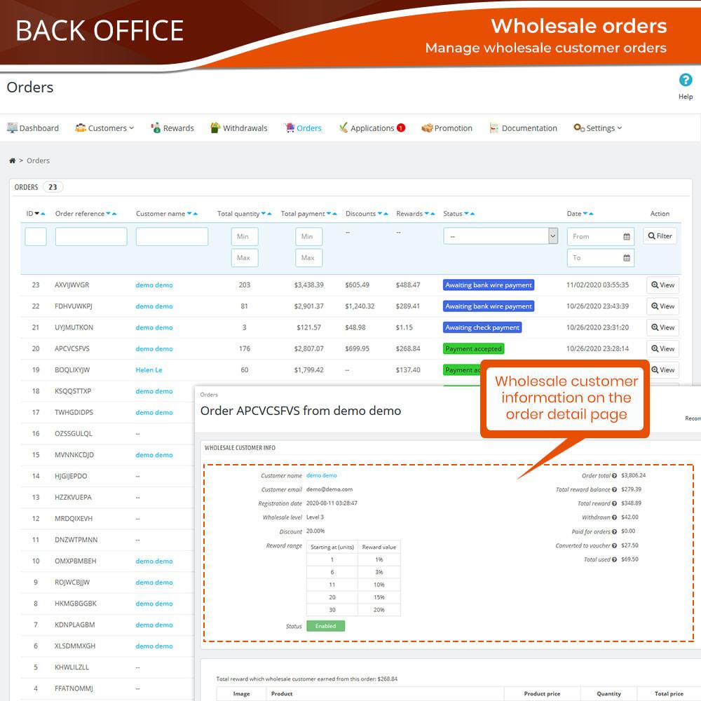 module - Flash & Private Sales - Wholesale B2B - PrestaShop wholesale module - 17