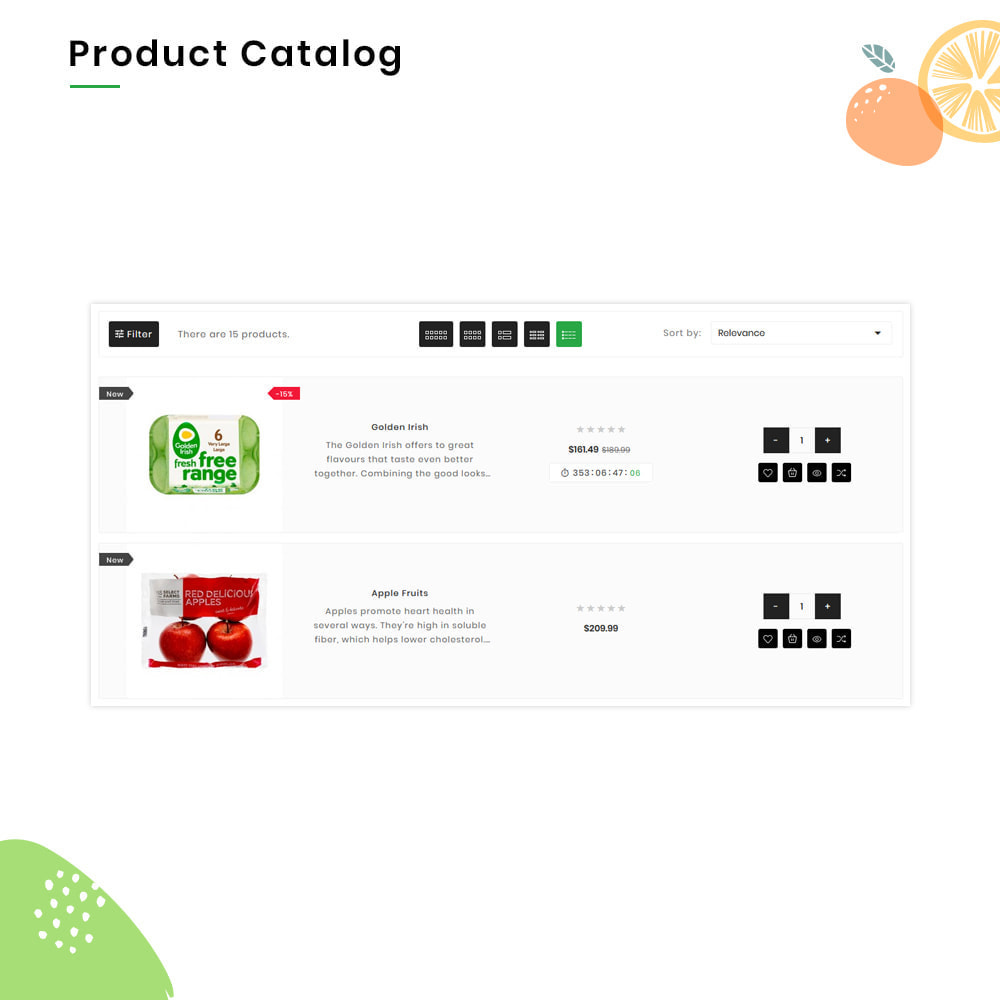 theme - Продовольствие и рестораны - FreshG Mega Grocery–Food Drink–Coffee Super Store v3 - 12
