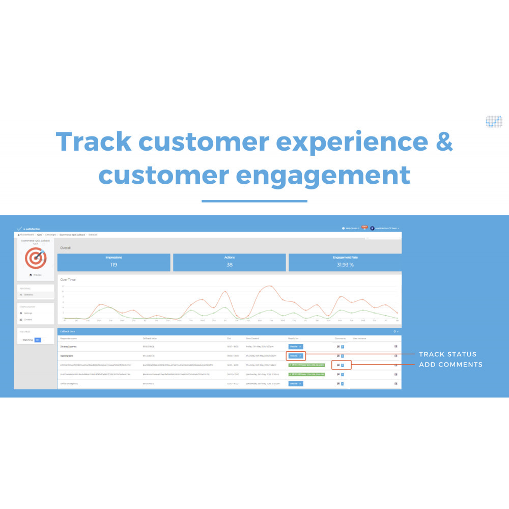 module - Referral & Loyalty Programs - e-satisfaction.com - Turn feedback to engagement! - 2