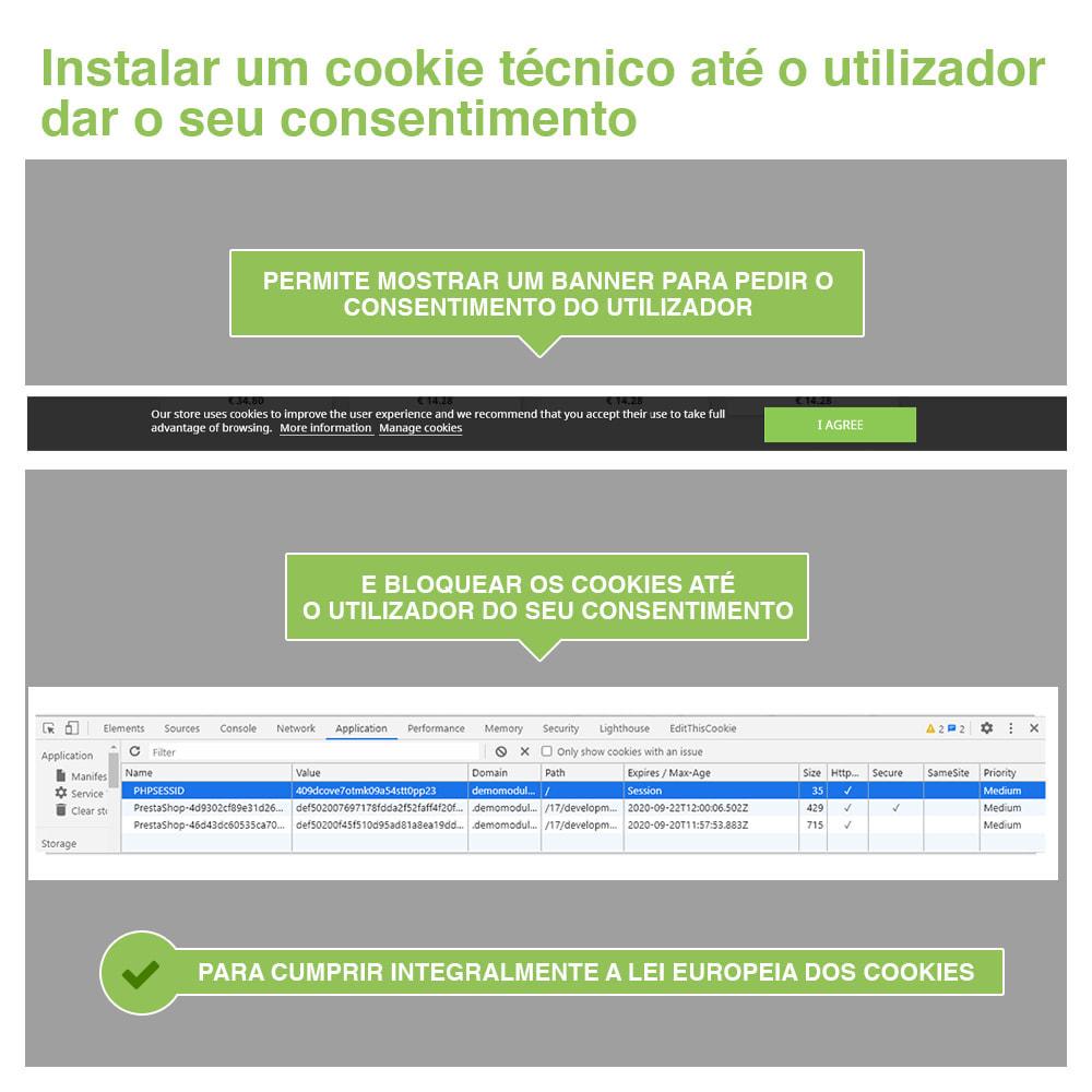 module - Jurídico - Lei Cookies GDPR (bandeira + bloqueador)- Melhoria 2020 - 3