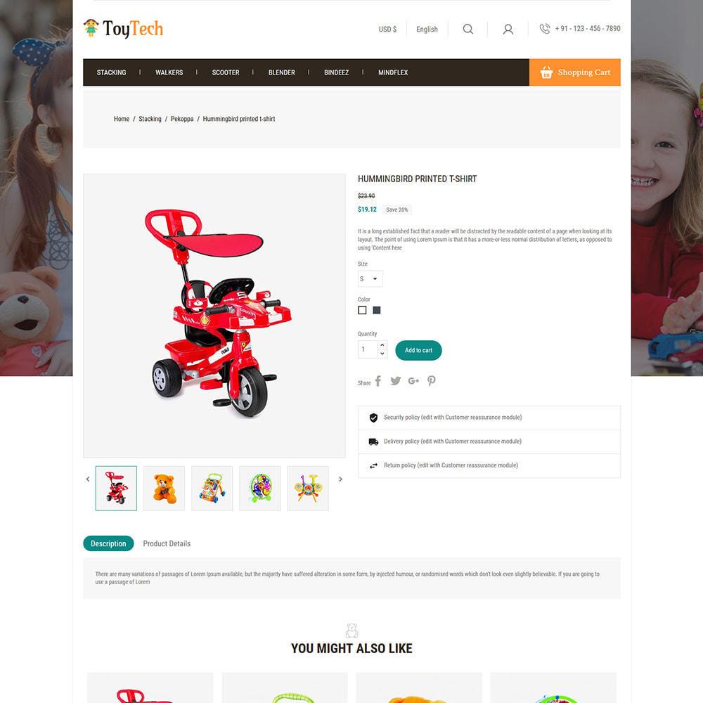 theme - Crianças & Brinquedos - Toy Kids - Dream Baby Teddy Children Store - 5
