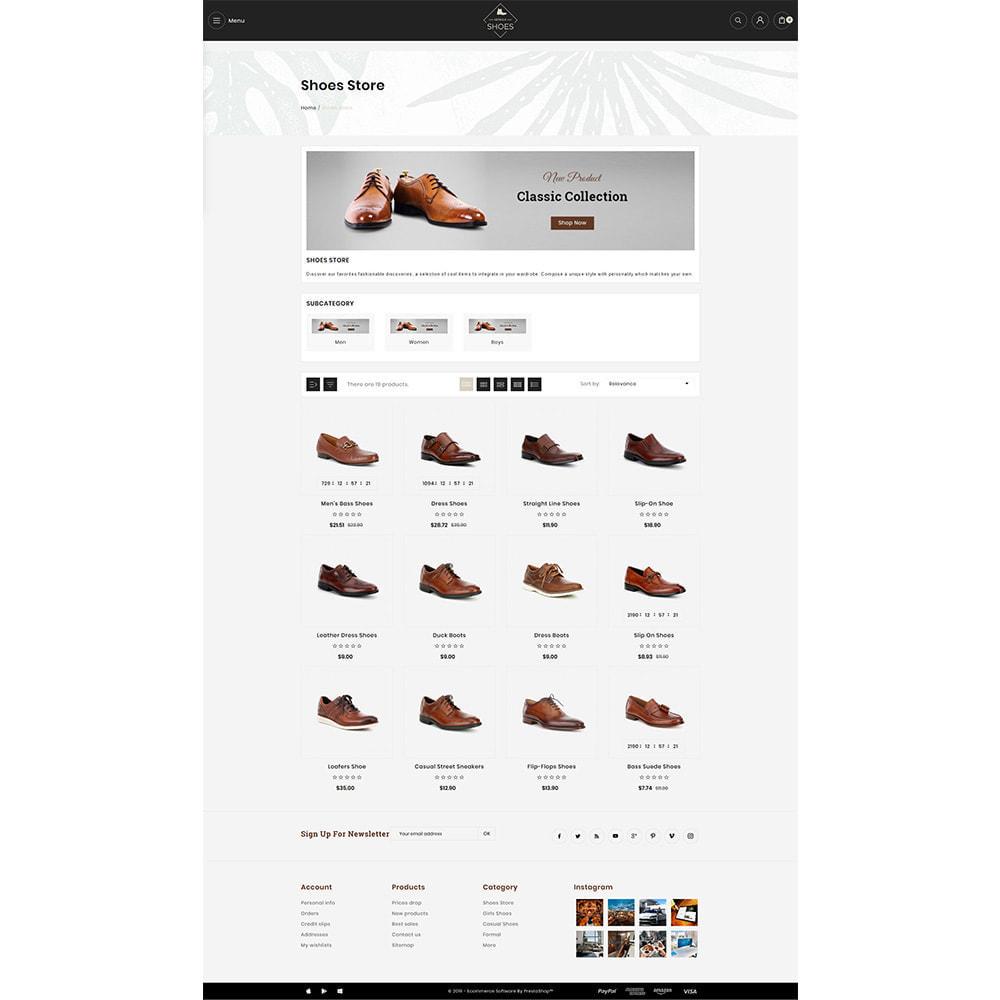 theme - Moda & Calçados - Shoes Brand – Lexella Mega Store - 3