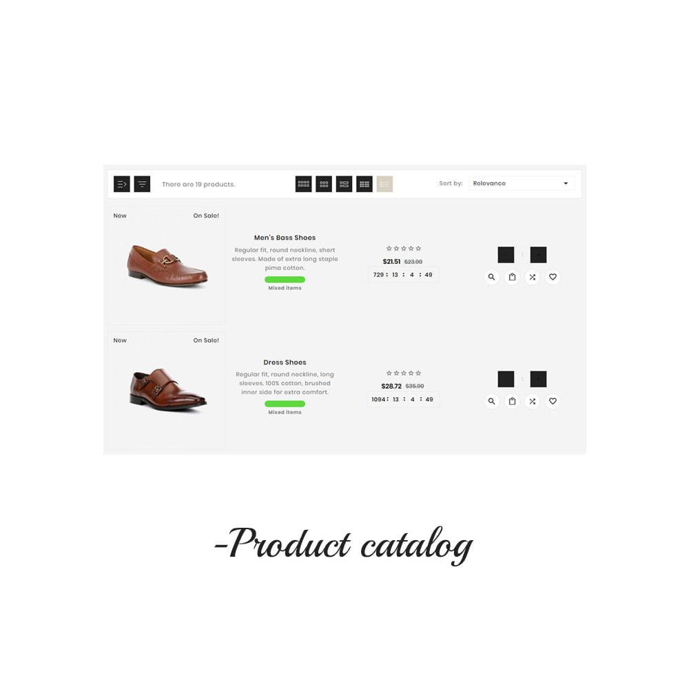 theme - Moda & Calçados - Shoes Brand – Lexella Mega Store - 11