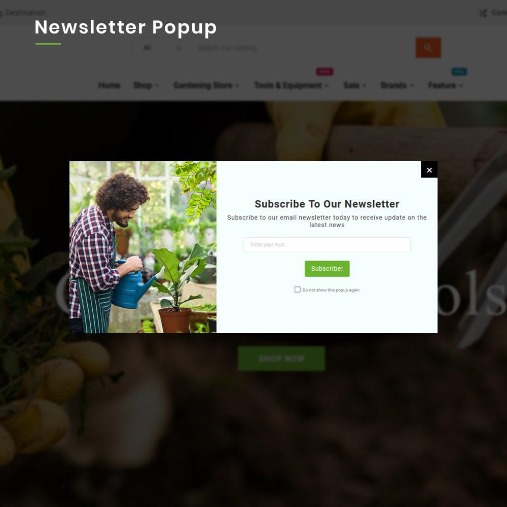 theme - Maison & Jardin - Gardening Mega Garden–Tools Blooming–Plants Store - 9