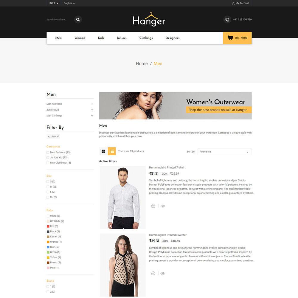 theme - Fashion & Shoes - Designer  Bag -  Clothes Fashion Store - 4