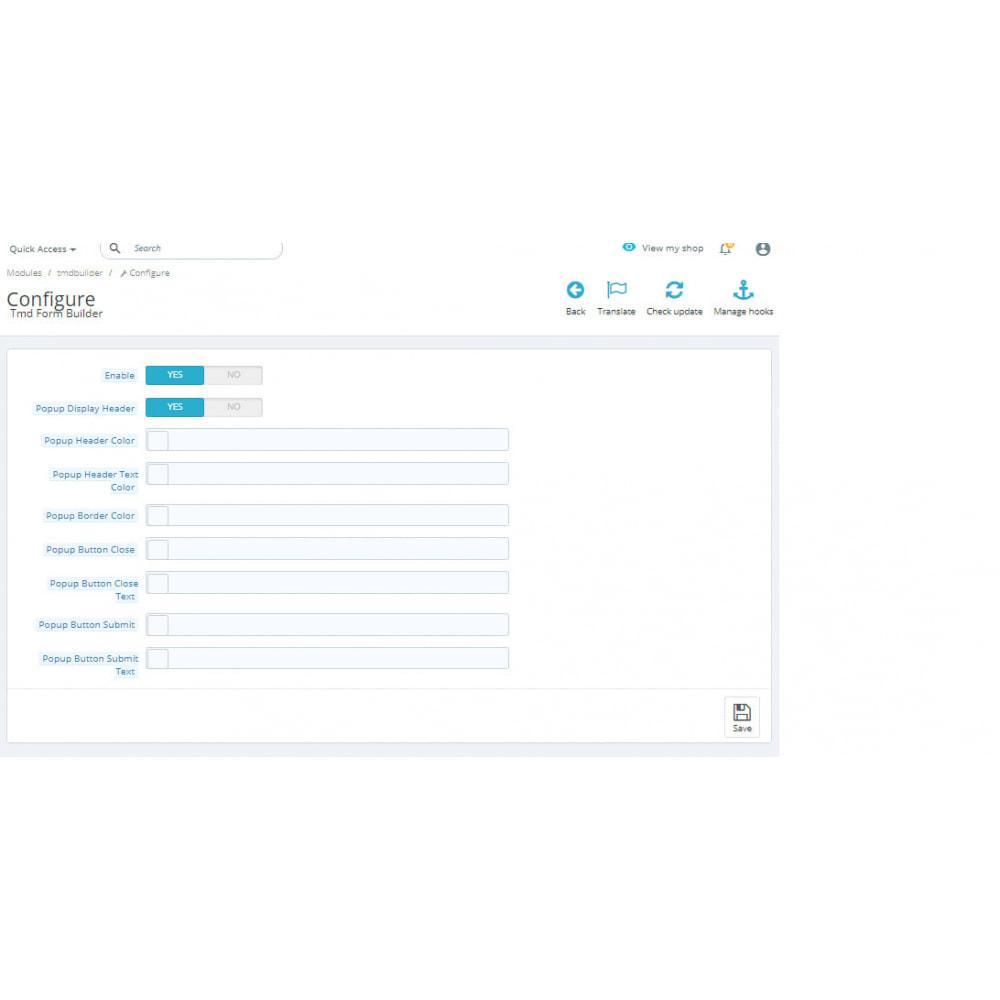 module - Contact Forms & Surveys - Form Builder Pro - 1