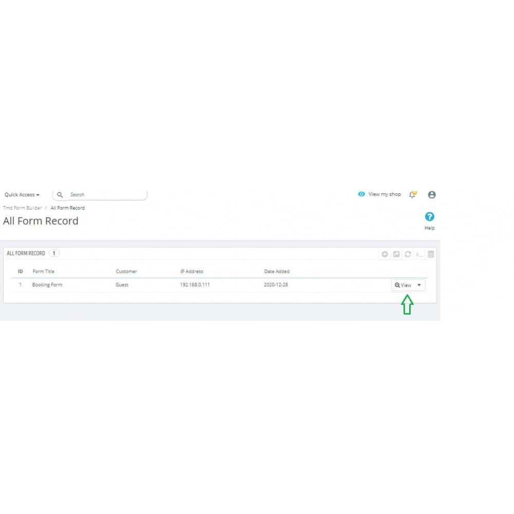 module - Contact Forms & Surveys - Form Builder Pro - 14