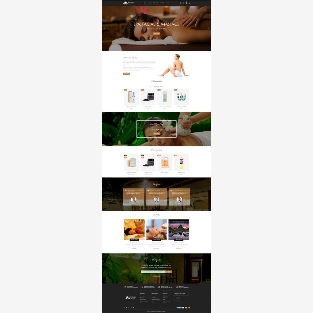 theme - Zdrowie & Uroda - Spa - sklep responsywny - 2