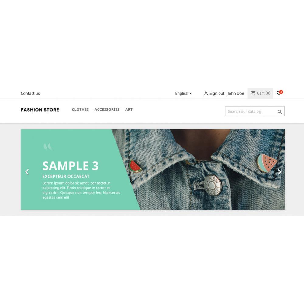 module - Wishlist & Gift Card - Simple wishlist - 3