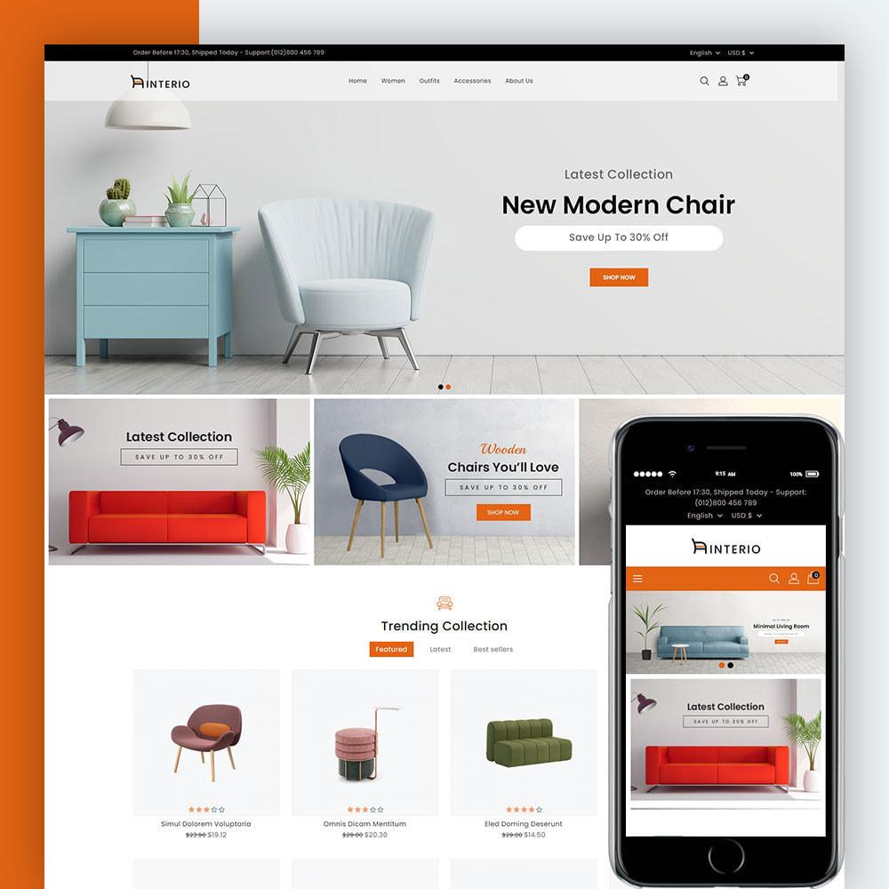 theme - Casa & Jardins - Interio Furniture Store - 1