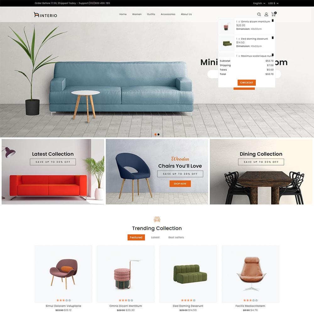 theme - Casa & Jardins - Interio Furniture Store - 3