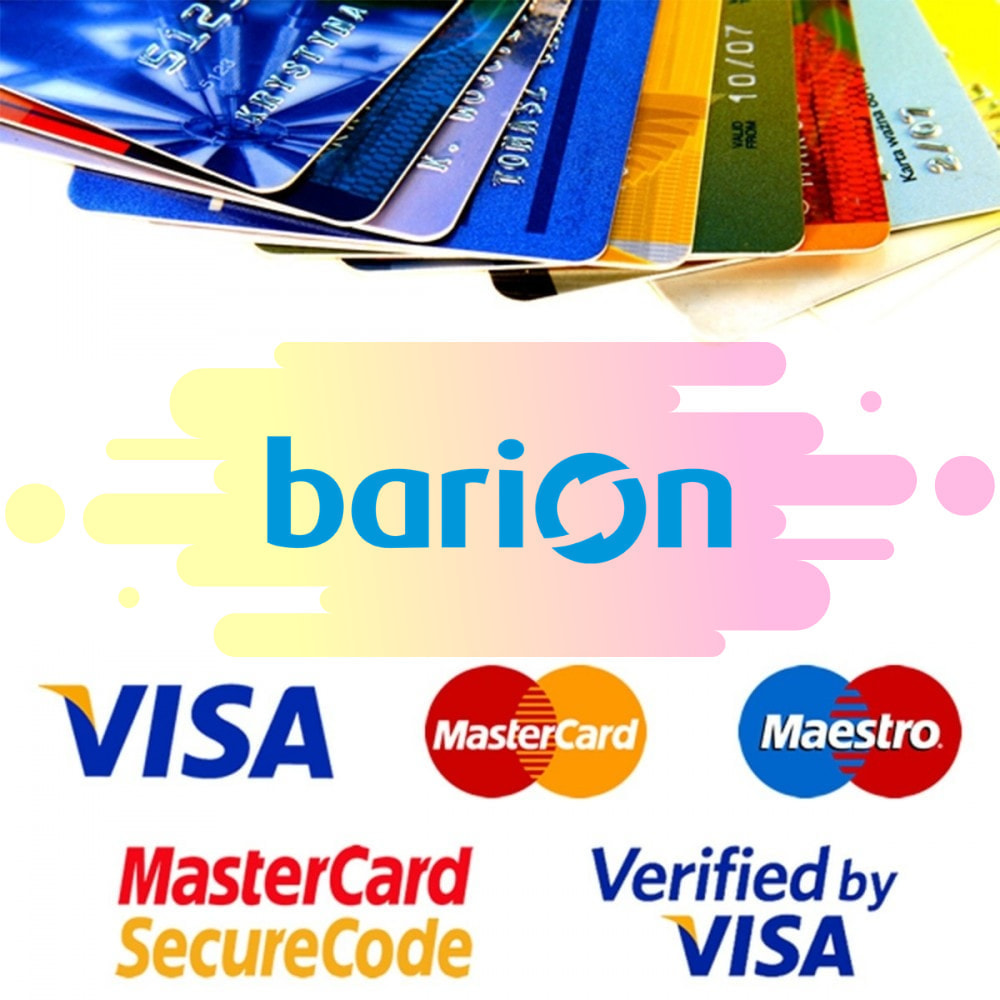 module - Payment by Card or Wallet - Barion Payment - Barion fizetés - 1