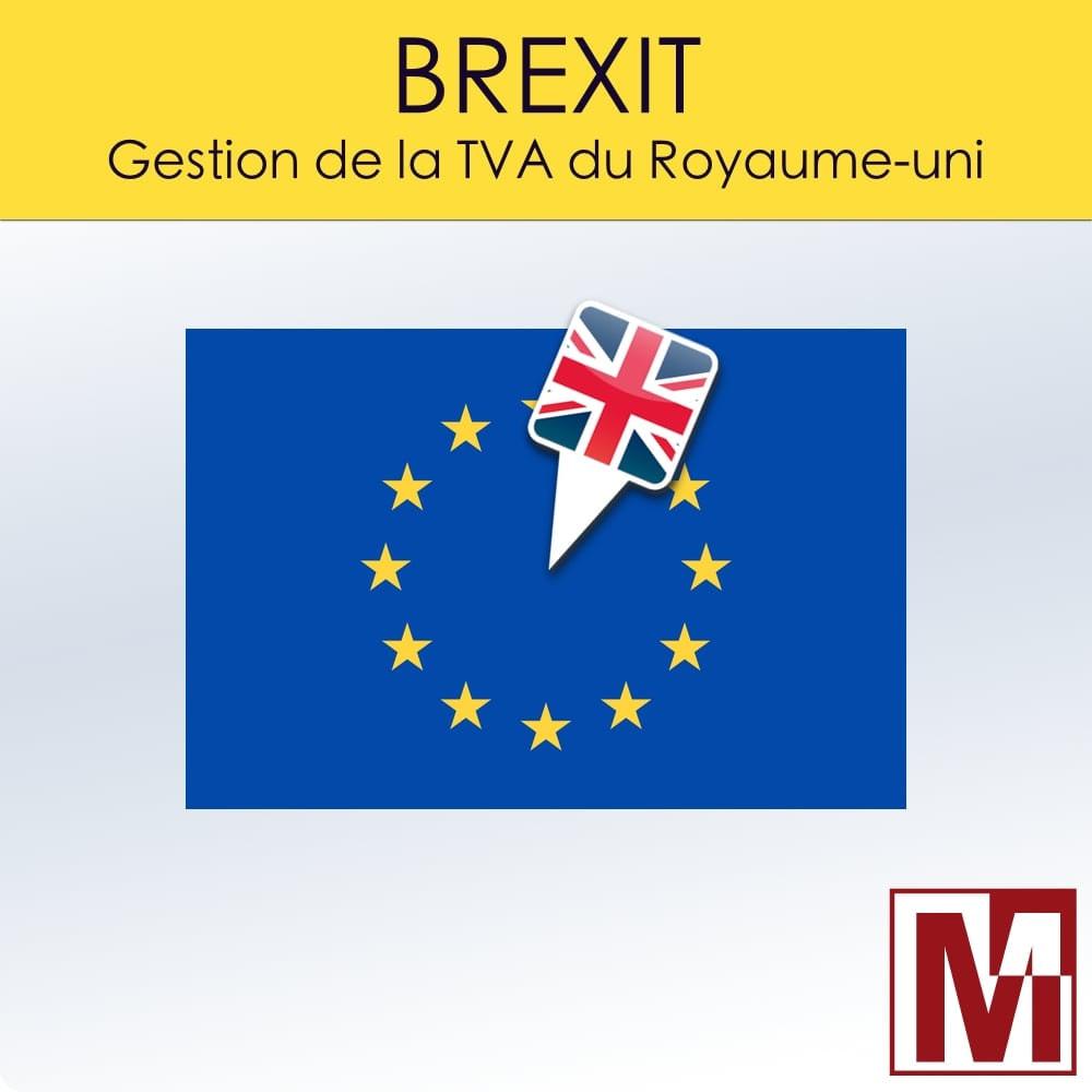 module - Gestion des Prix - Gestion TVA Royaume-uni Brexit - 1