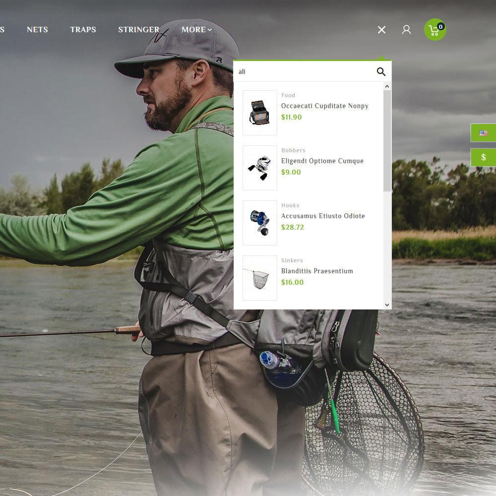 theme - Sports, Activities & Travel - Fishing Equipment - 10
