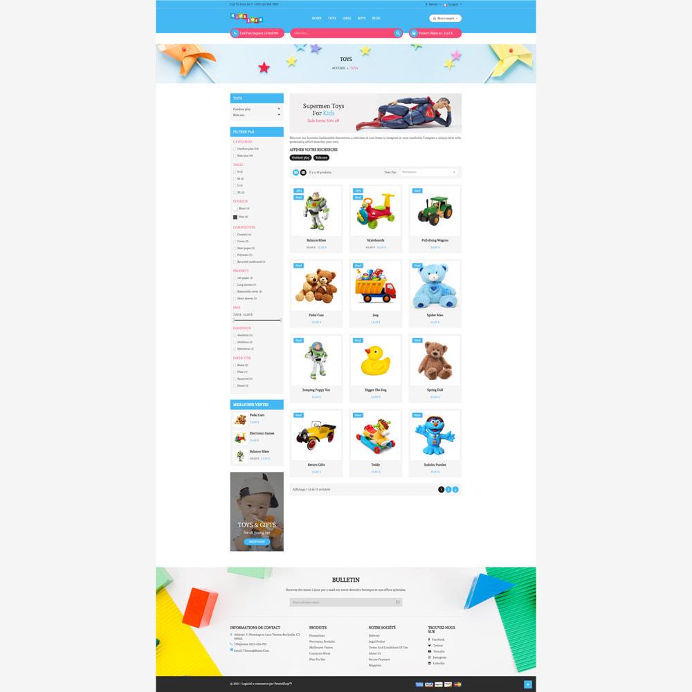 theme - Enfants & Jouets - Magasin pour enfants - 2