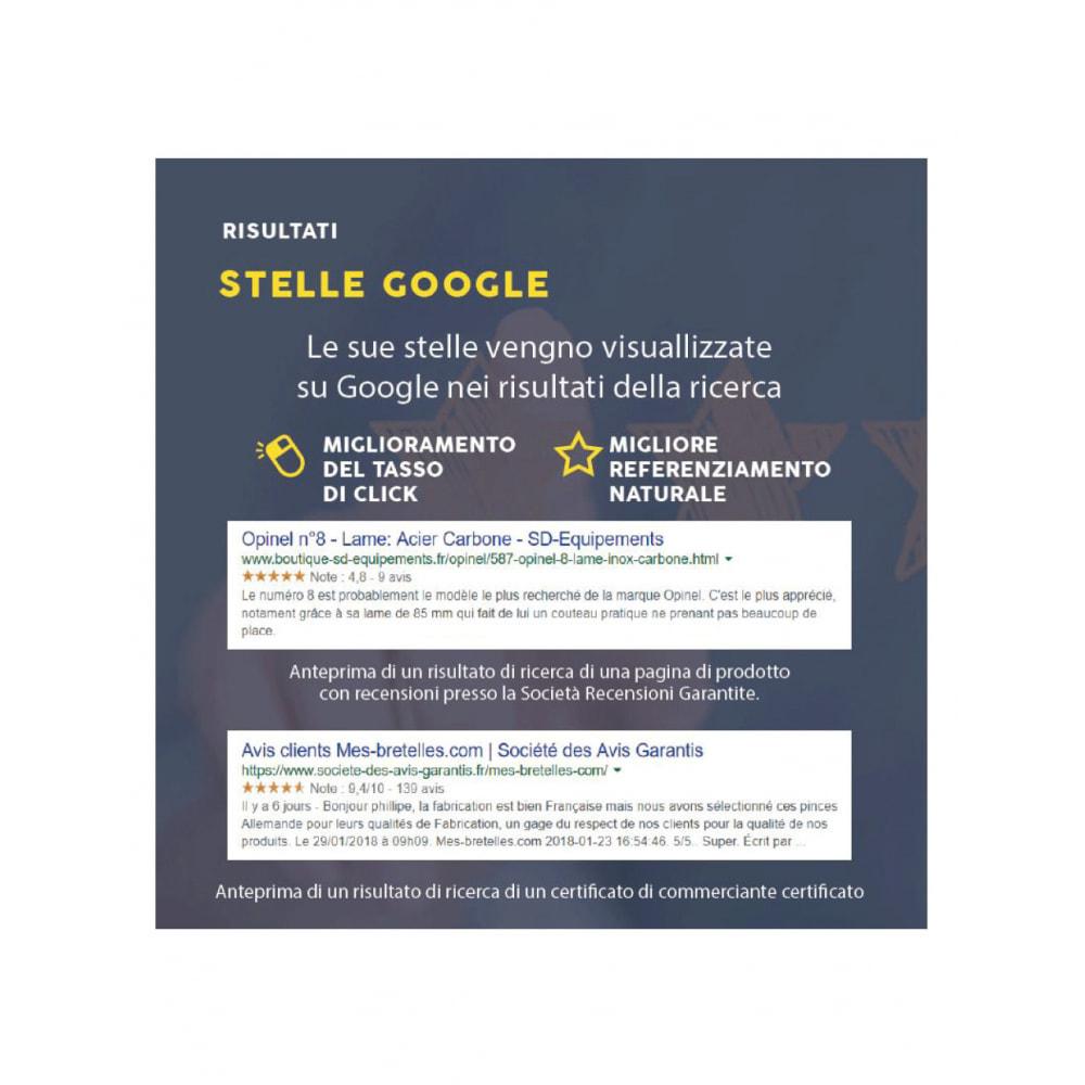 module - Recensioni clienti - Recensioni cliente - Società Recensioni Garantite - 14