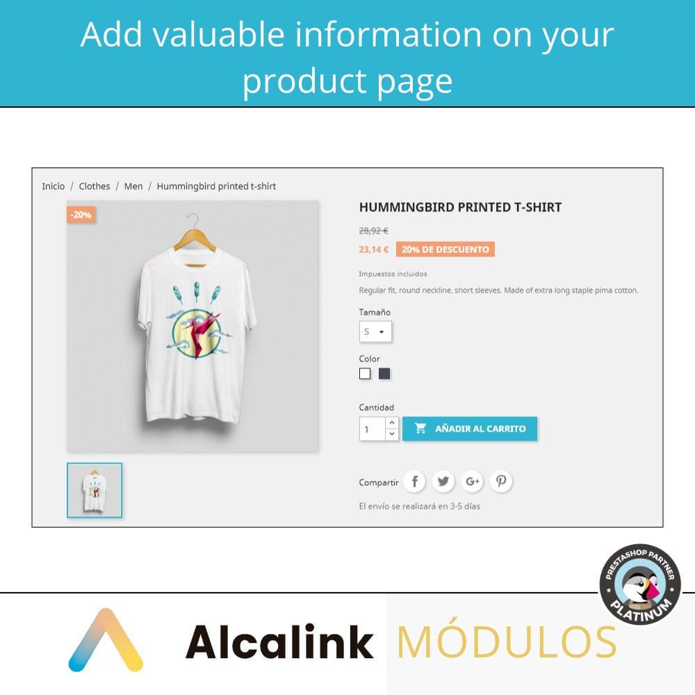 module - Pokaz produktów - Custom message by manufacturer - 3