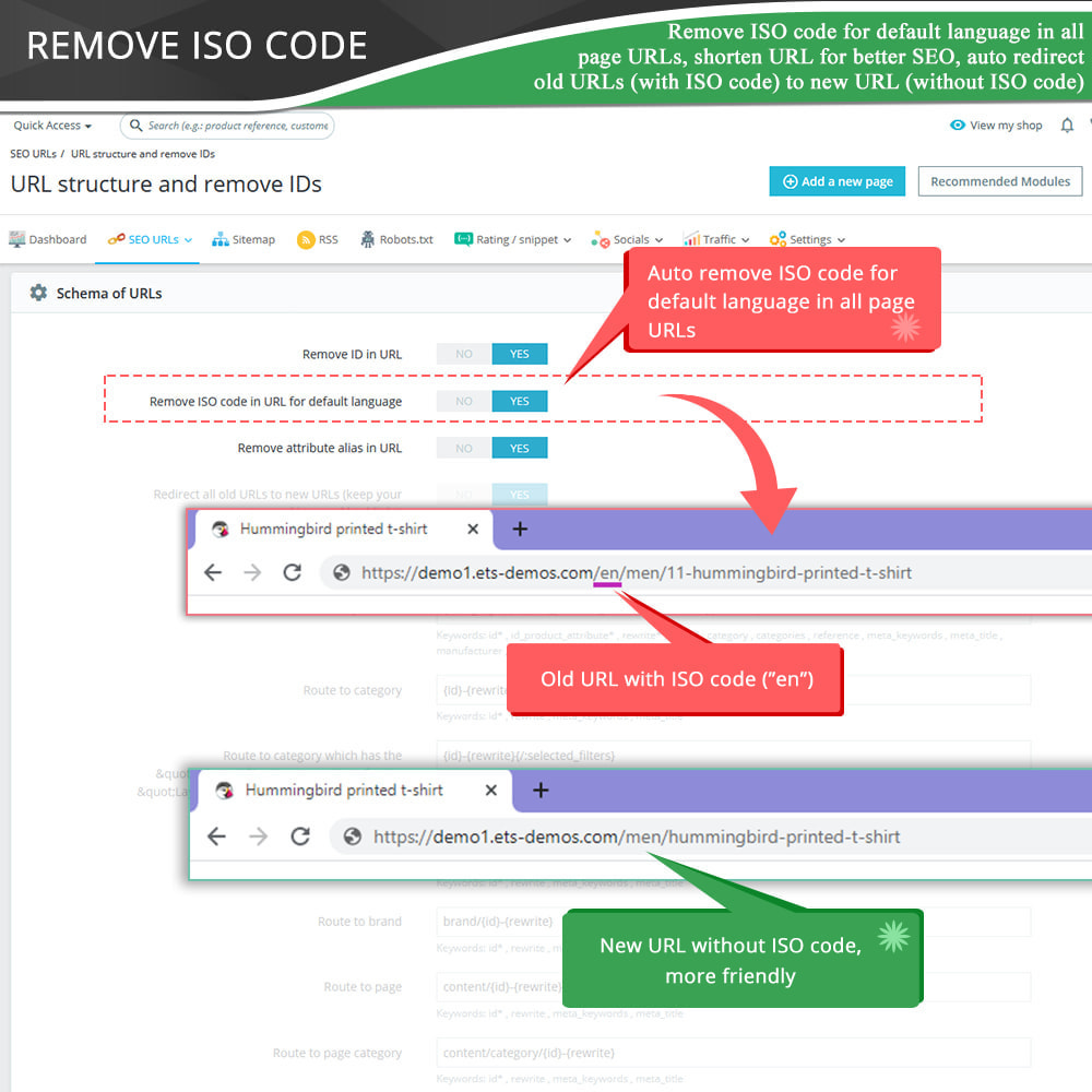 module - SEO (Referenciamento natural) - SEO Audit - Best SEO practices 2020 - Incredibly good - 16