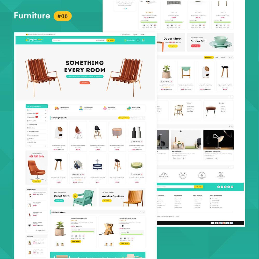 theme - Electronique & High Tech - Digital Mart - Multi-purpose Mega Store - 7