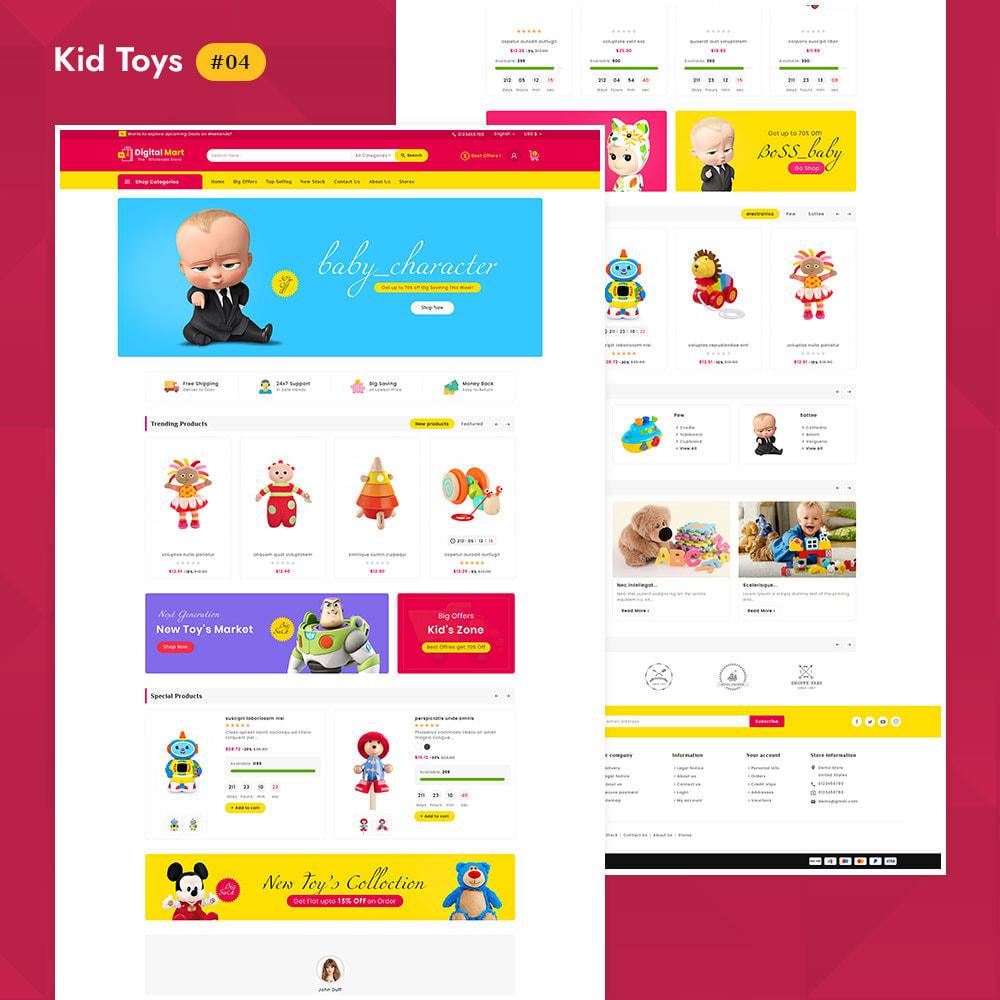 theme - Elektronik & High Tech - Digital Mart - Multi-purpose Mega Store - 5