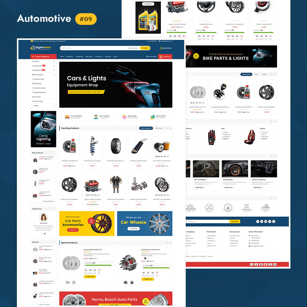 theme - Elektronika & High Tech - Digital Mart - Multi-purpose Mega Store - 10