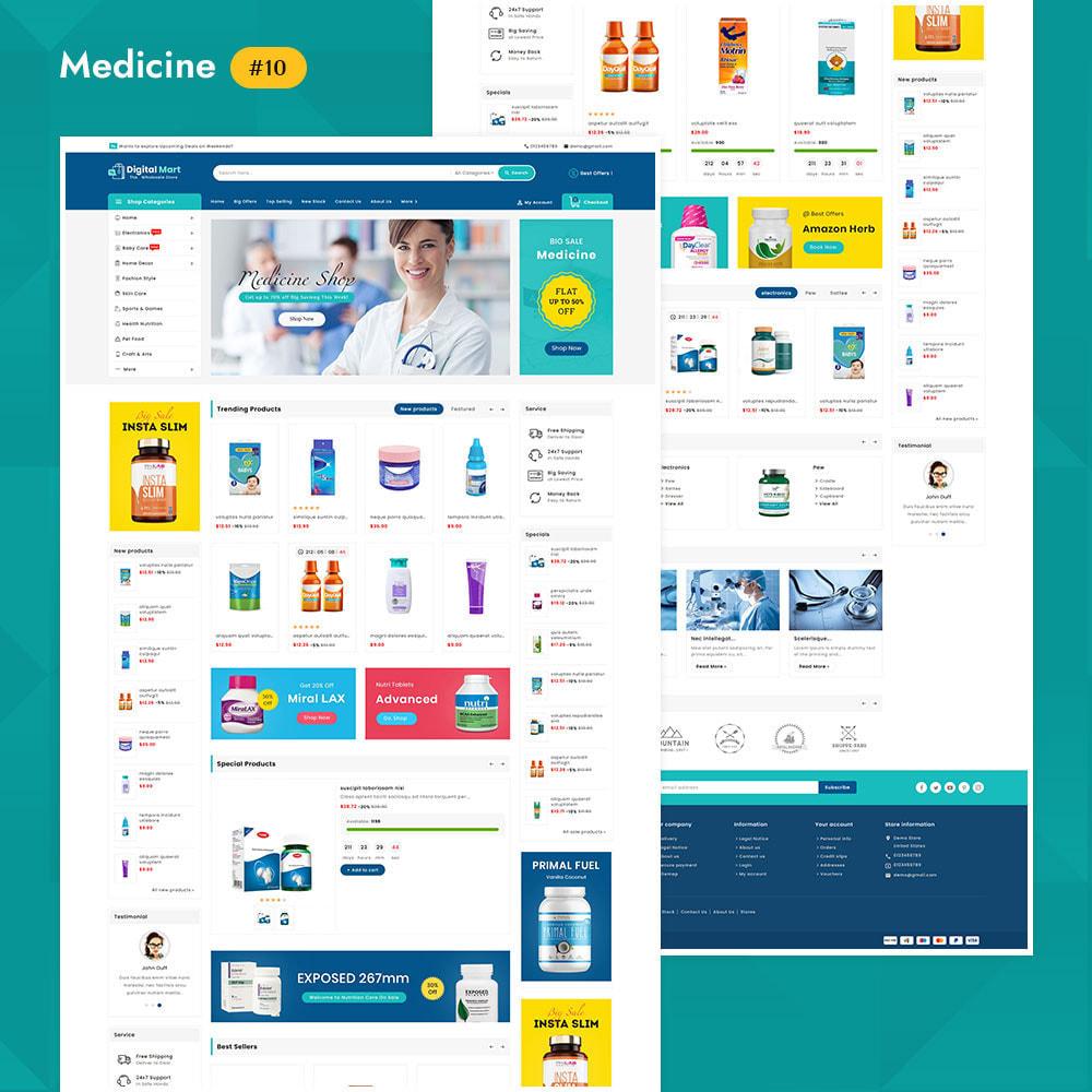 theme - Электроника и компьютеры - Digital Mart - Multi-purpose Mega Store - 11