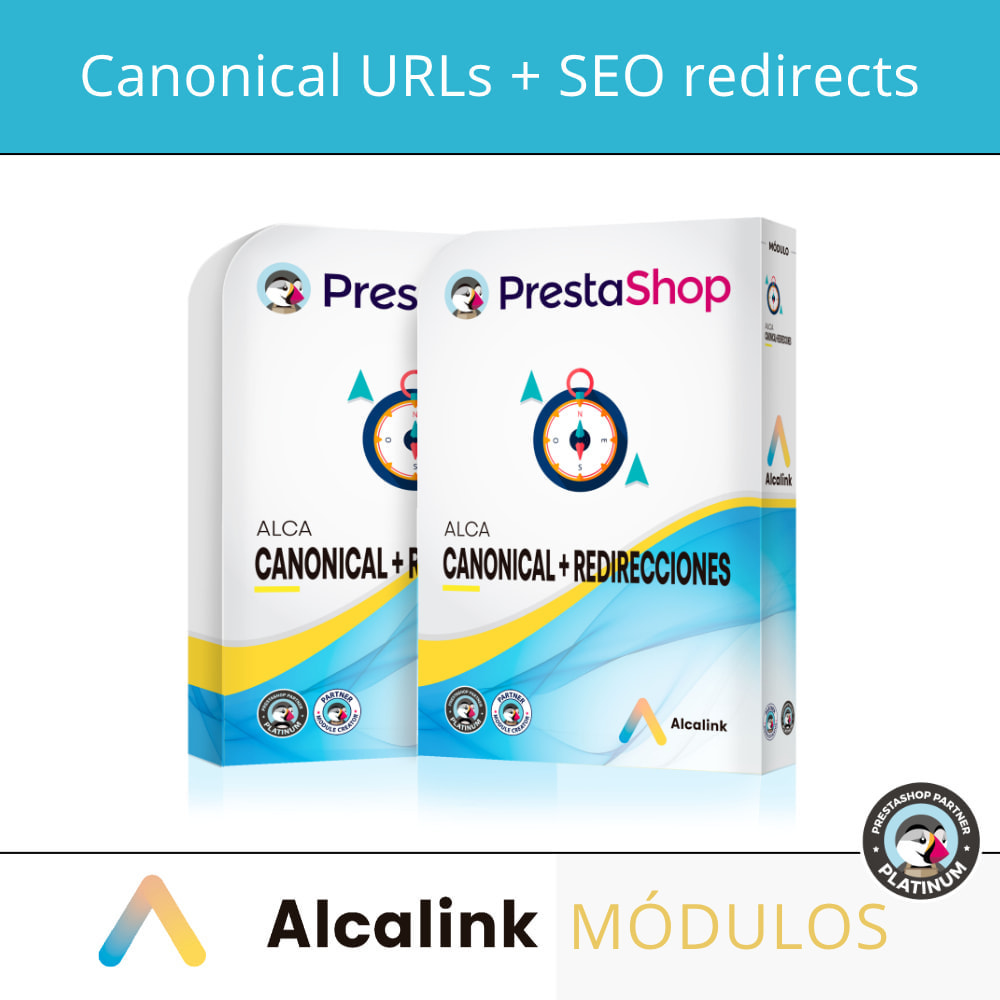 module - URL & Redirects - 2x1: Canonical SEO + SEO Redirects - 1
