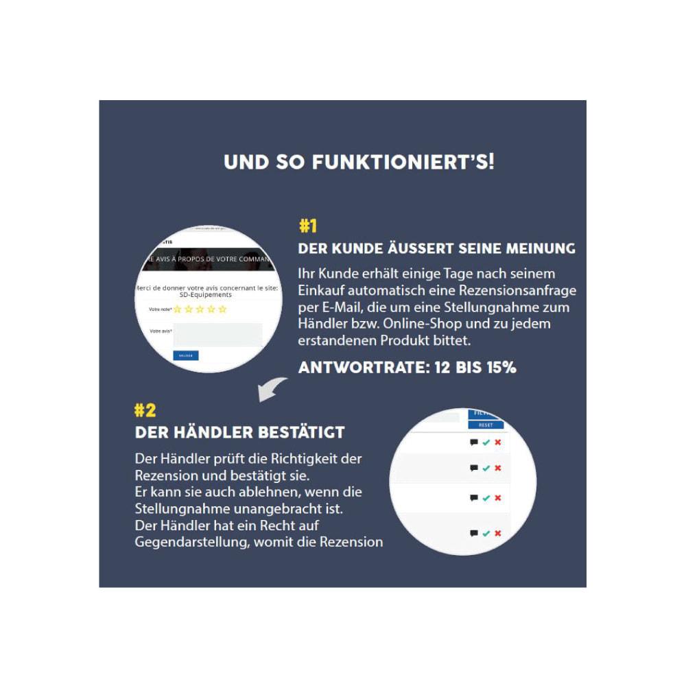 module - Kundenbewertungen - Gesellschaft für Garantierte Bewertungen - Meinung - 2