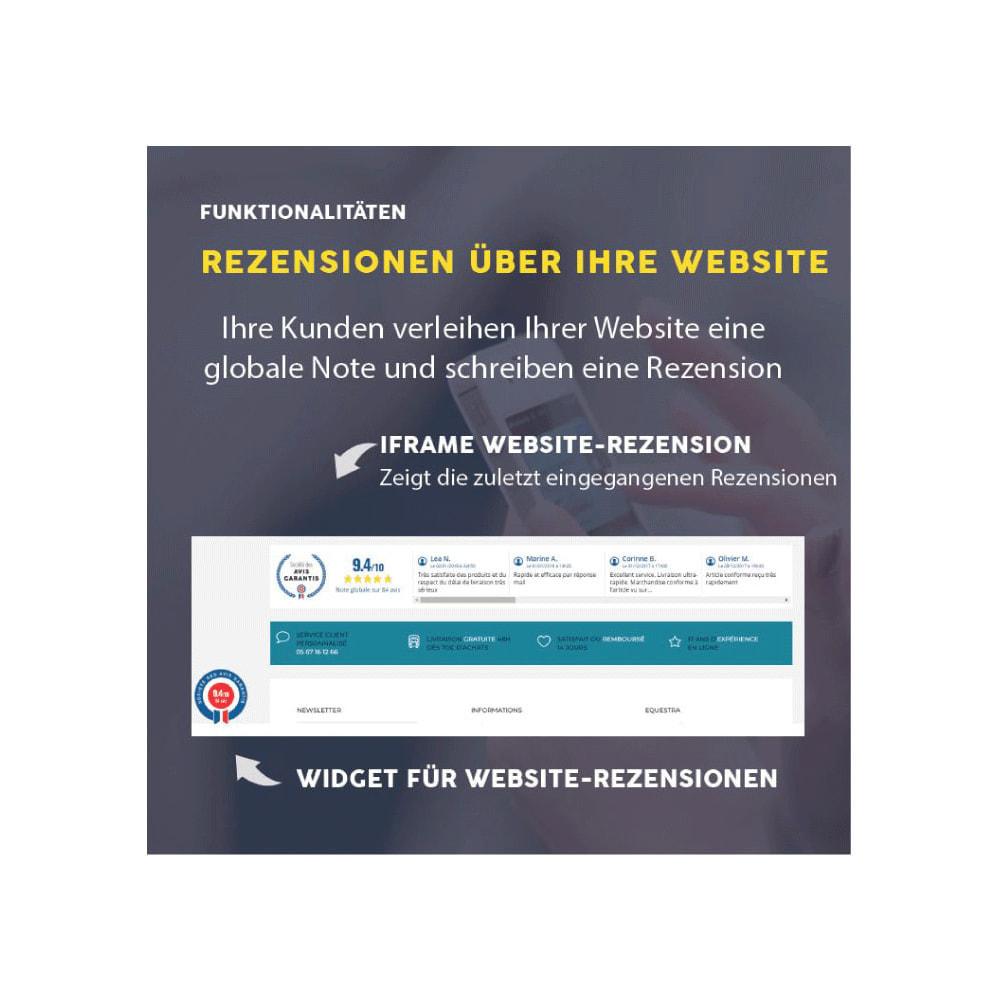 module - Kundenbewertungen - Gesellschaft für Garantierte Bewertungen - Meinung - 4