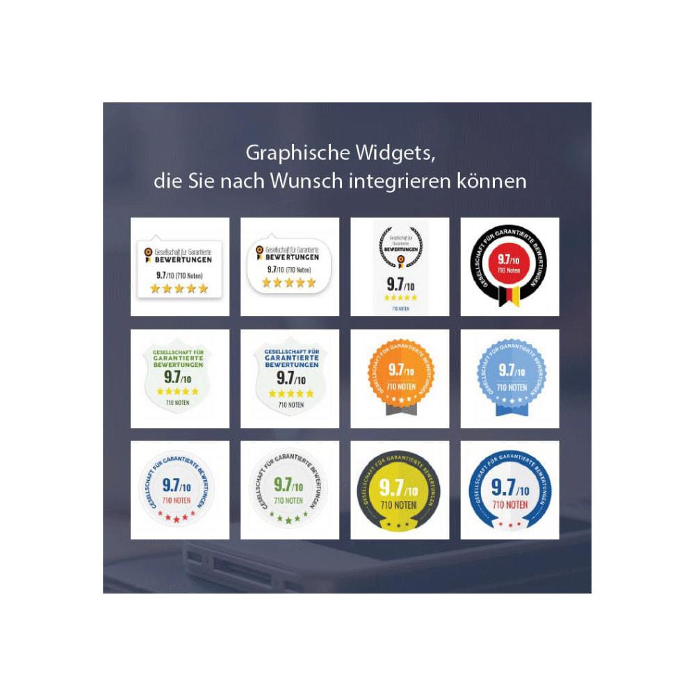 module - Kundenbewertungen - Gesellschaft für Garantierte Bewertungen - Meinung - 7
