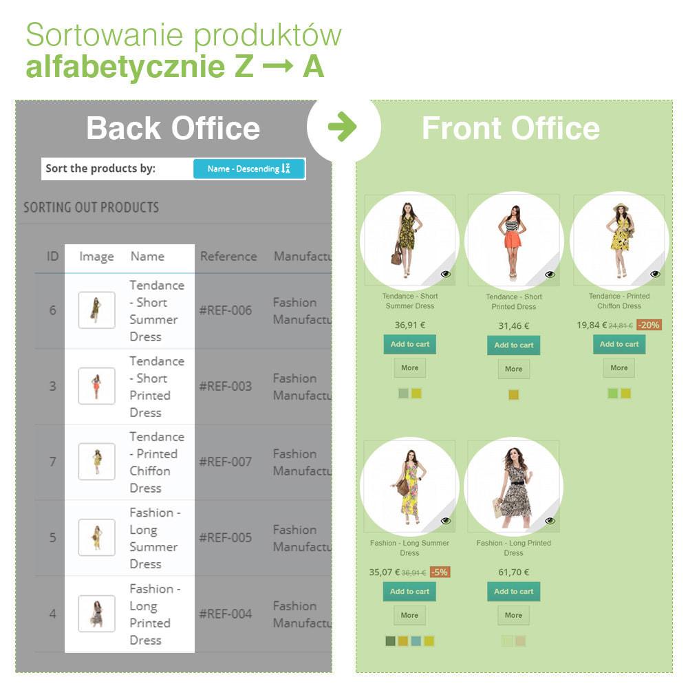 module - Szybkie & Masowe edytowanie - Sort Products: Sortuj Produkty w Kategoriach - 8