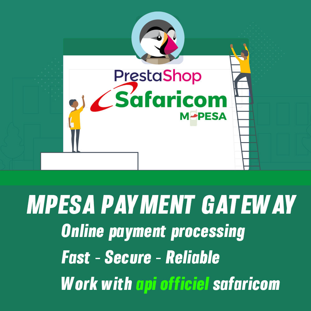 module - Other Payment Methods - Mpesa Payment Gateway - 1
