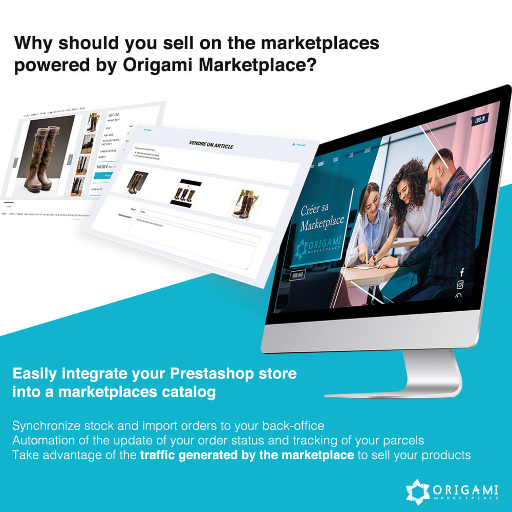 module - Marketplaces - Origami marketplace connector - 1