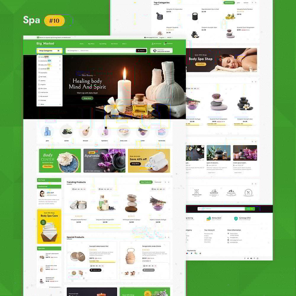 theme - Electrónica e High Tech - Big Market - Multi-purpose Mega Store - 12