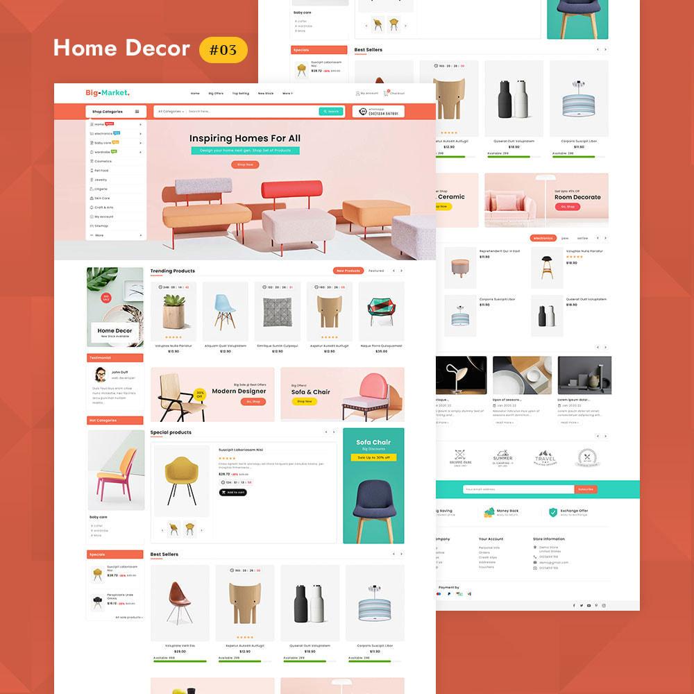 theme - Eletrônicos & High Tech - Big Market - Multi-purpose Mega Store - 5
