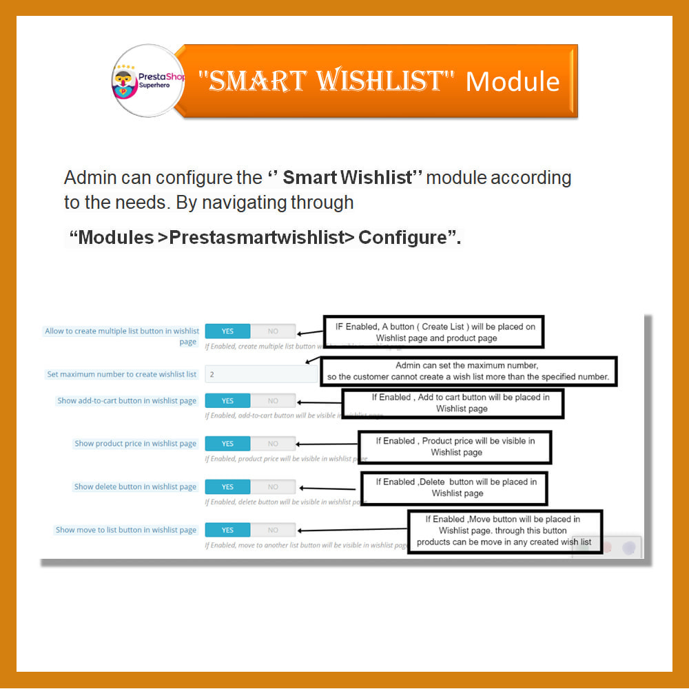 module - Wishlist & Gift Card - Smart Wishlist - 15