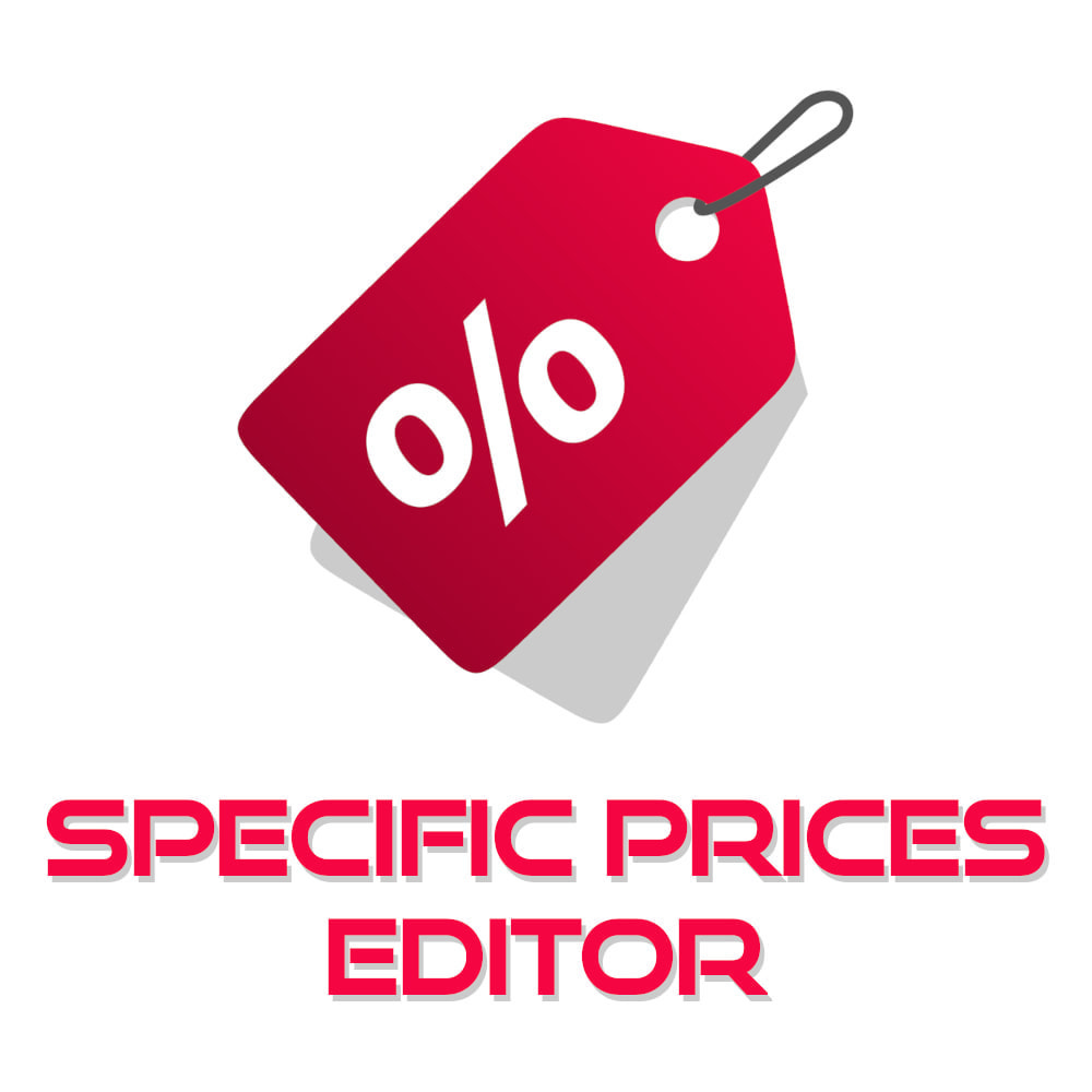module - Fast & Mass Update - Specific Prices Editor - 1