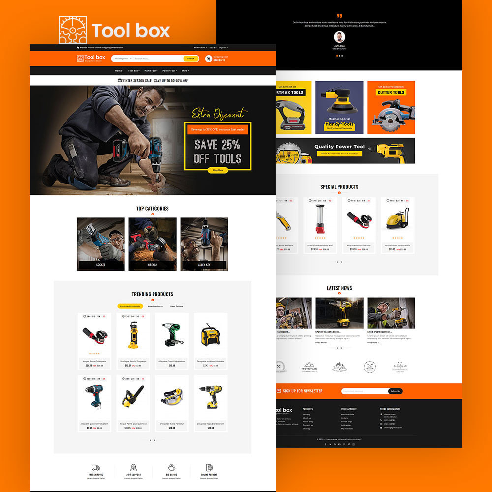 theme - Electronique & High Tech - ToolBox - Drill Tools & Equipment - 3