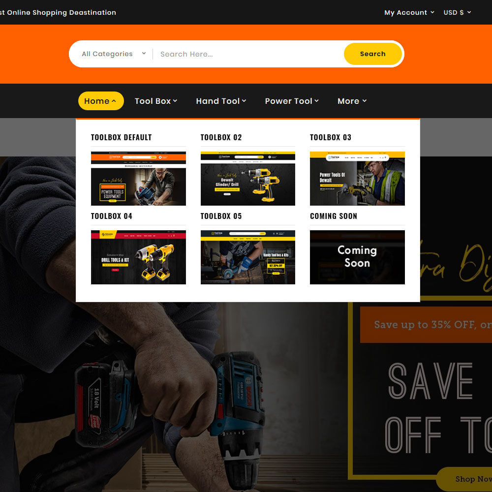 theme - Electronique & High Tech - ToolBox - Drill Tools & Equipment - 14