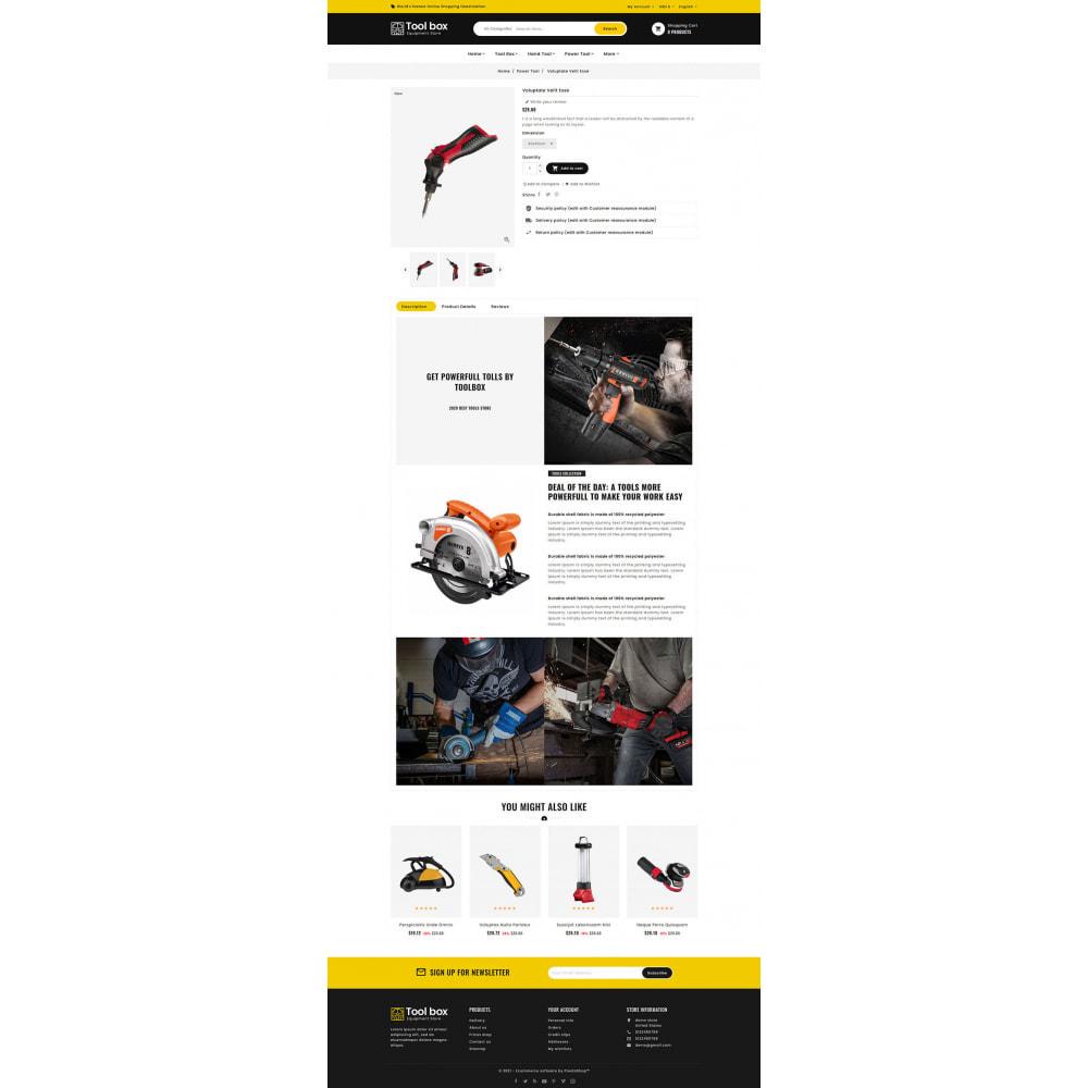 theme - Elettronica & High Tech - ToolBox - Drill Tools & Equipment - 10