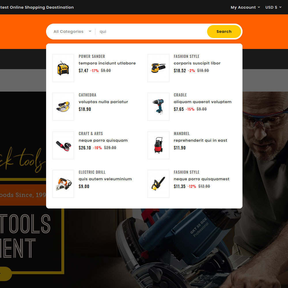 theme - Elettronica & High Tech - ToolBox - Drill Tools & Equipment - 15