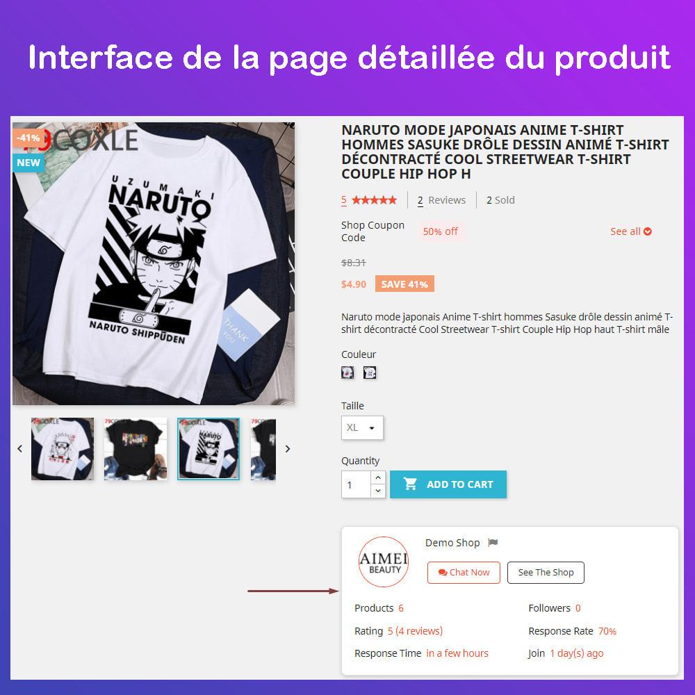 module - Création de Marketplace - Marché du commerce électronique multi-vendeurs - 11